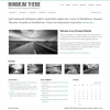 Minimum WordPress Theme - Download Free Genesis Child Theme