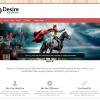 Desire Free WordPress Theme