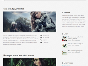 hyperspace-wordpress-theme