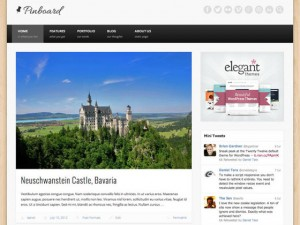 Pinboard - Pinterest Like WordPress Theme