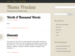 Infoist WordPress Theme