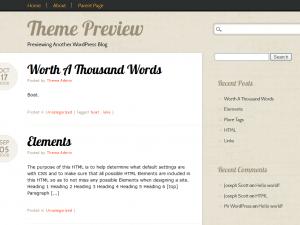 Infoist WordPress Theme