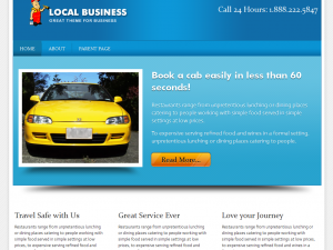 Local Business WordPress Theme