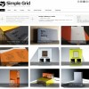 simple-grid-wp-theme