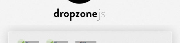 Open Source Drag & Drop File Uploads with Dropzone.js