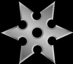 Logo shuriken