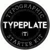 Typeplate typography kit