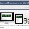Whiteboard Wordpress theme framework