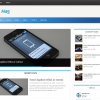 Imag Mag WP Theme